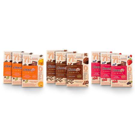 combo-chocolate-amargo-71-por-cento-cacau-senses-3-sabores-9-unidades
