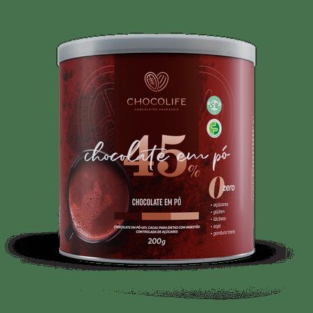 chocolate-zero-acucar-em-po-45-por-cento-cacau-chocolife-premium-200g-rendimento-20-porcoes-001
