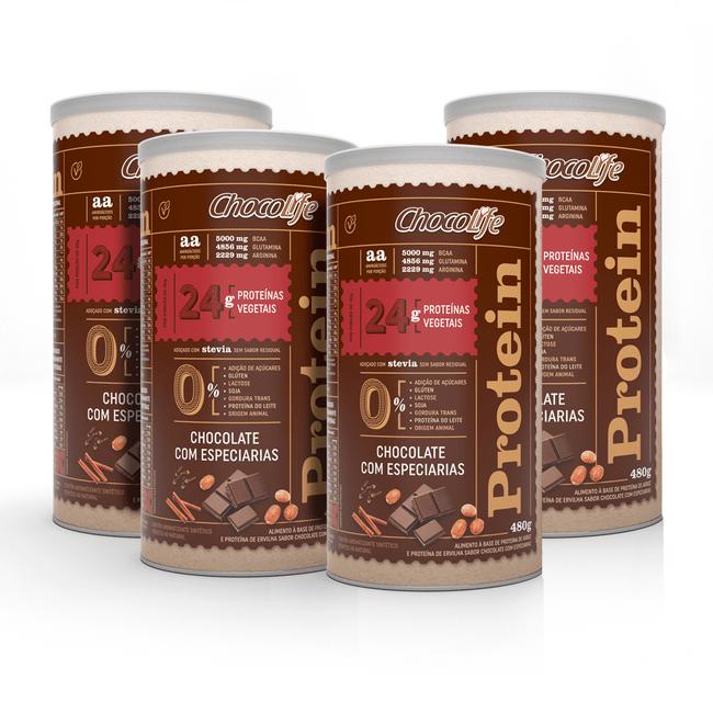combo-proteina-vegetal-em-po-480g-sabor-chocolate-com-especiarias-linha-protein-chocolife-16-porcoes-4-unidades
