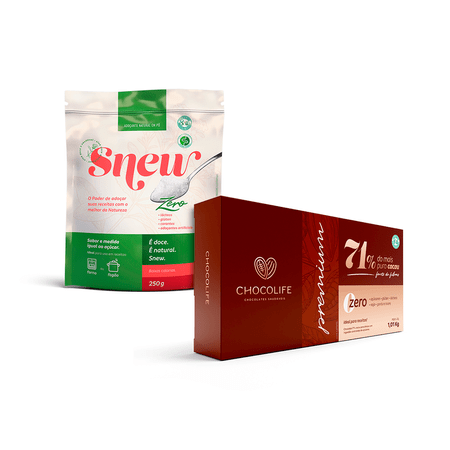 combo-adocante-natural-snew-250g-e-barra-de-chocolate-71-cacau-chocolife-1kg