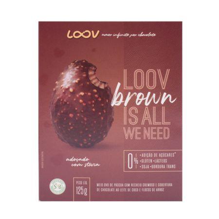 meio-ovo-de-pascoa-loov-brown-125g