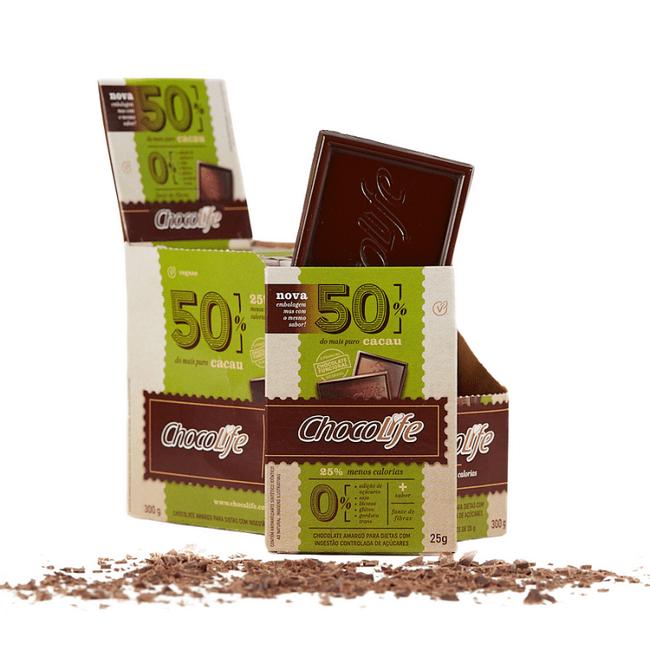 chocolate-zero-acucar-meio-amargo-em-tablete-50-por-cento-cacau-chocolife-300g-12-unidades-001chocolate-zero-acucar-meio-amargo-em-tablete-50-por-cento-cacau-chocolife-300g-12-unidades-002
